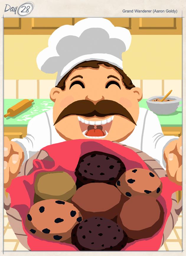"""""""Muffin Man"""""""