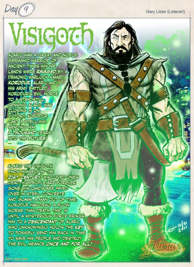 9-Visigoth