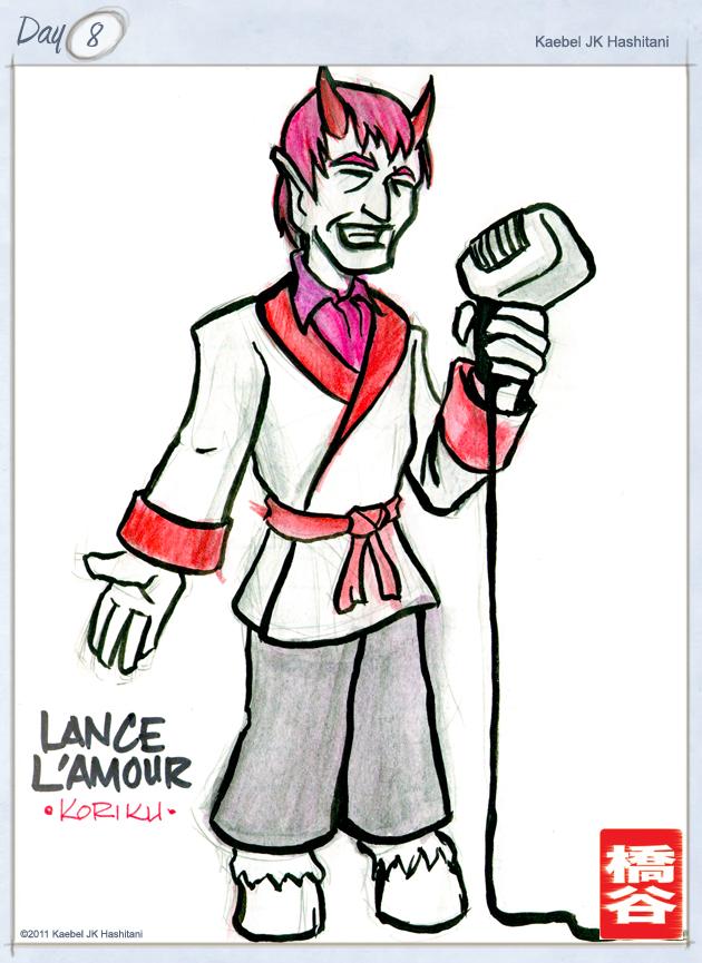 Lance L'Amour