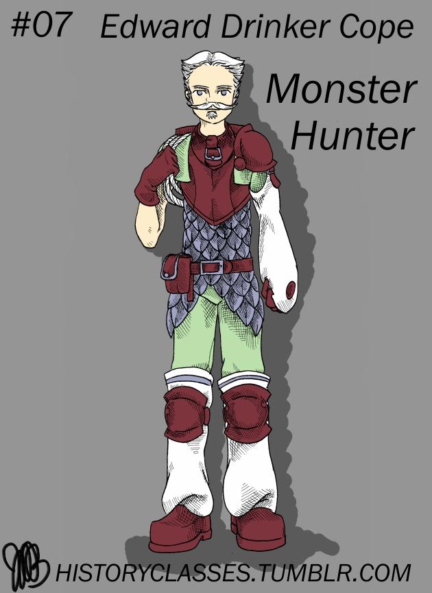 Edward Drinker Cope - Monster Hunter