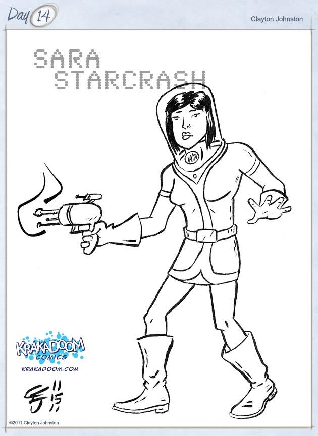 Sara Starcrash