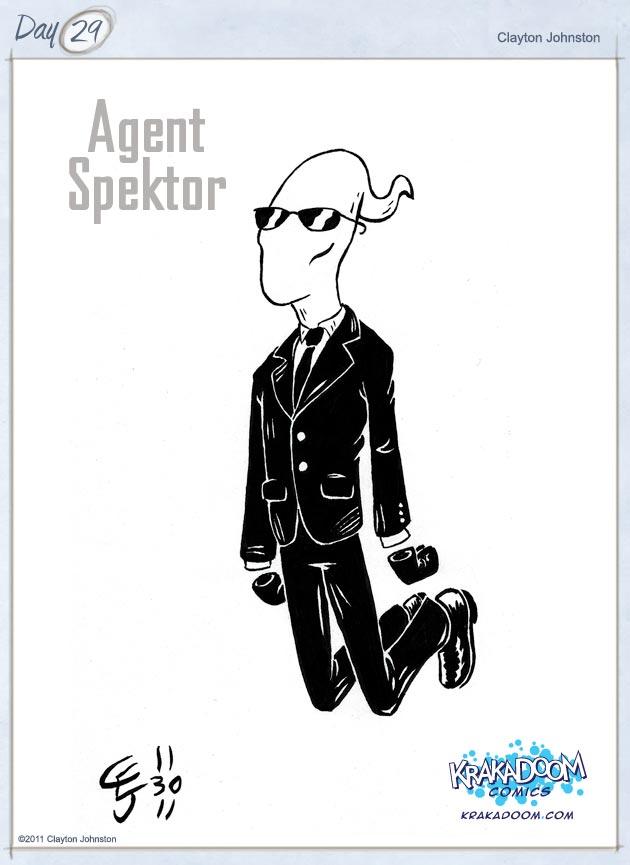 Agent Spektor