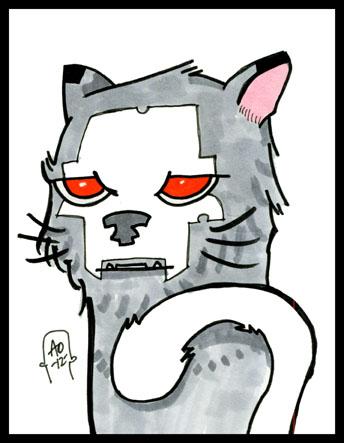 MeowMeow Priest!