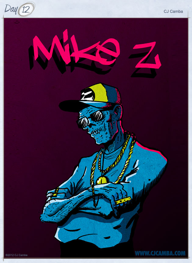 #12 Mike Z