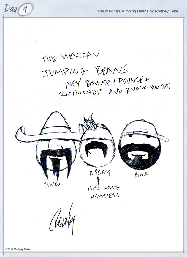 The Mexican Jumping Beans