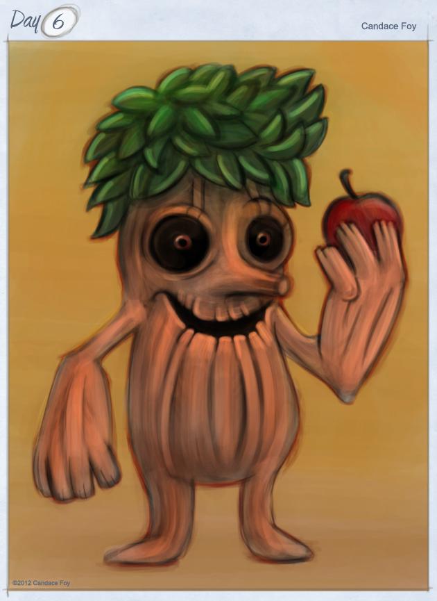 mmmm apples