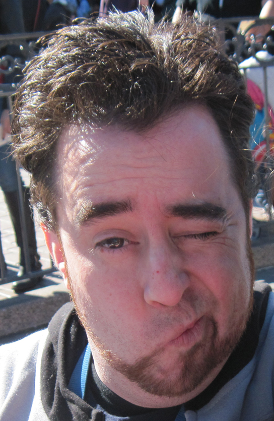 A photo of me, Robert McKeone