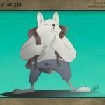 #18 Braxton the Bunny