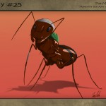 #25 Anthony the Ant Trainer