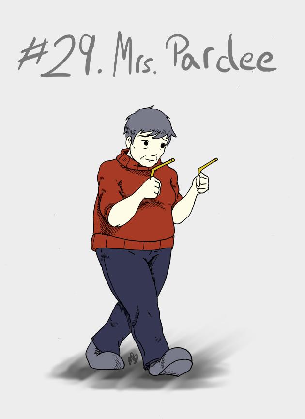 29 - Mrs Pardee