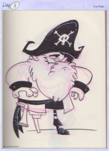 #3-Thepirate