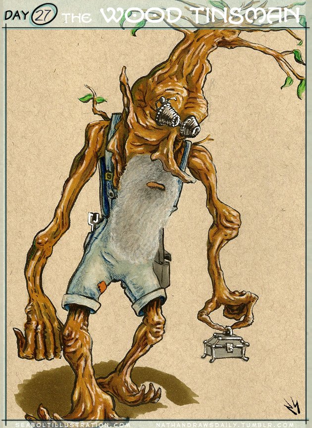 The Wood Tinsman