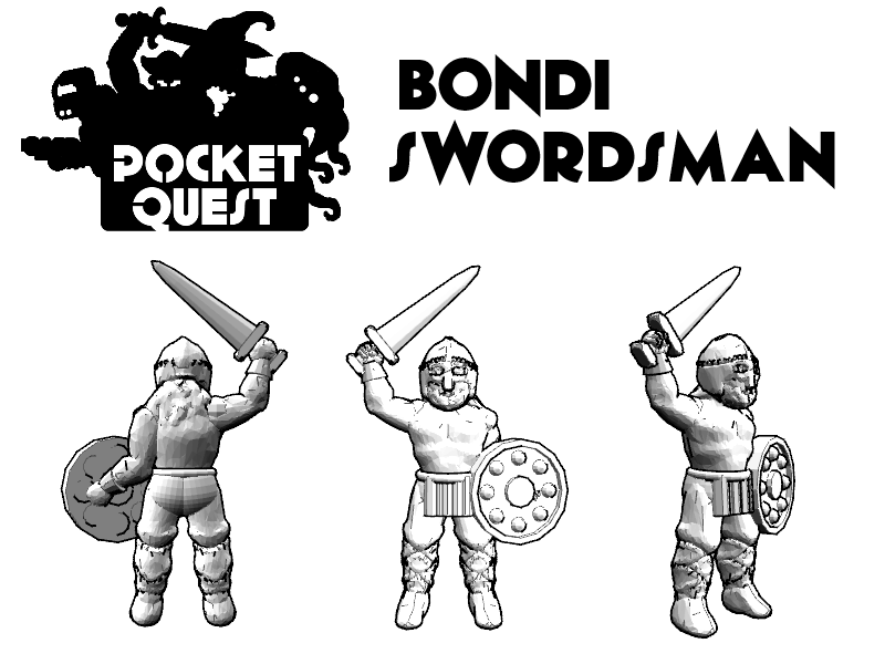 Bondi Swordsman