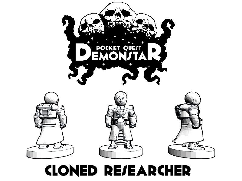 Cloned Researcher