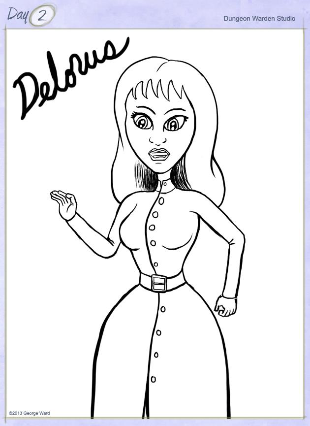 Day3-Delorus