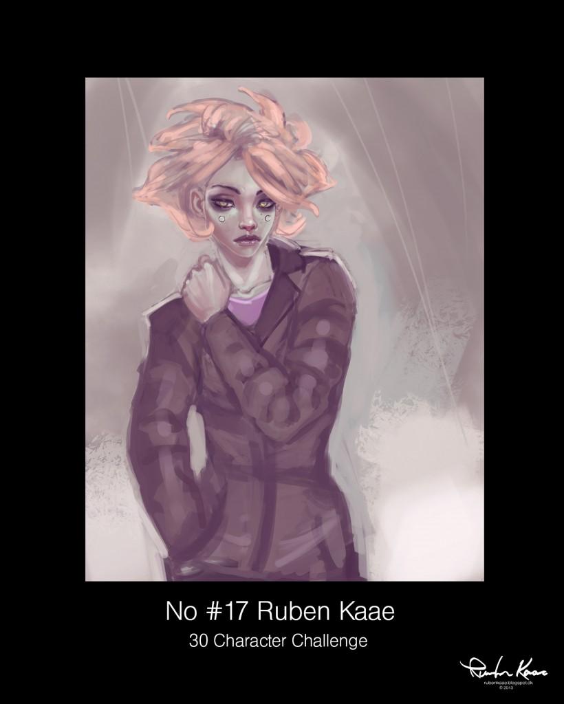 No #17 Ruben Kaae