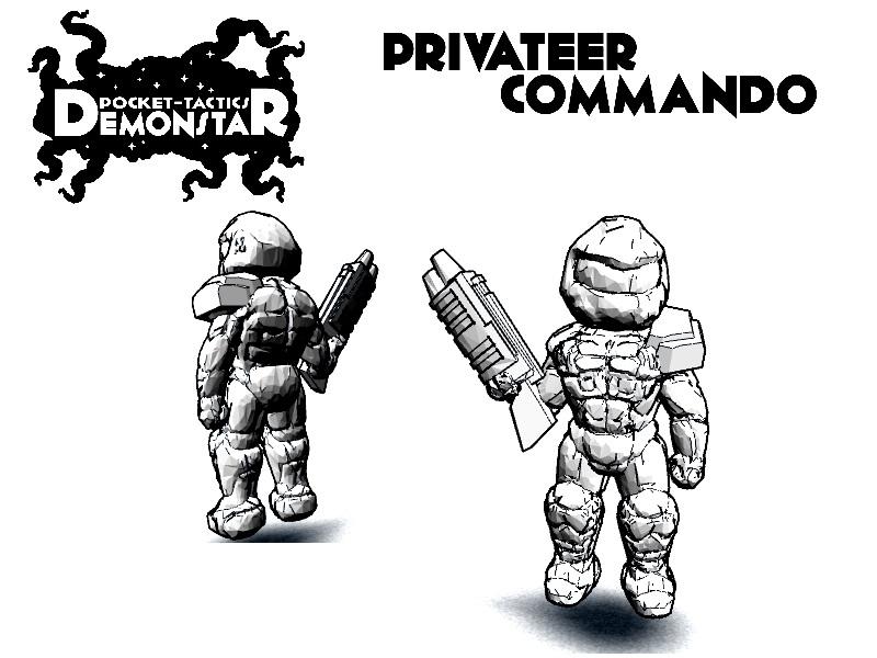 Privateer Commando