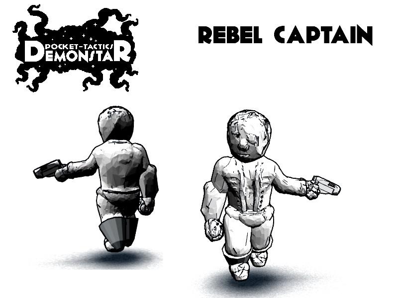 Rebel Captain