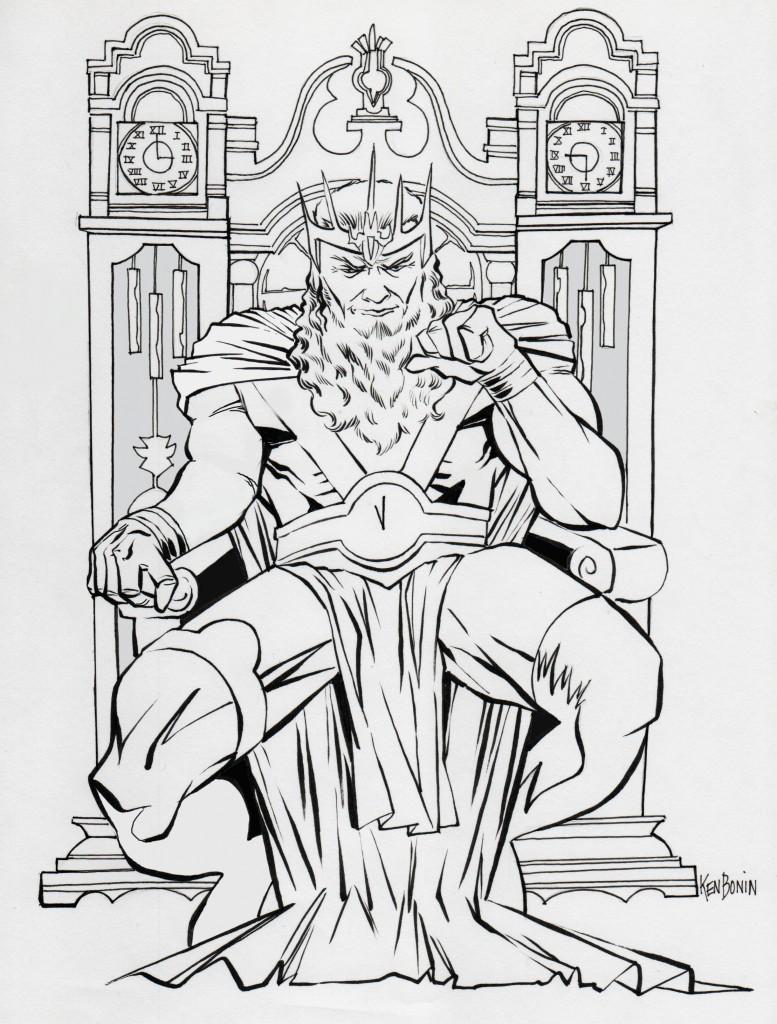 king cronus